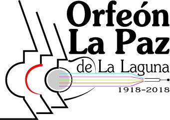 Resultado de imagen de logotipo orfeon la paz